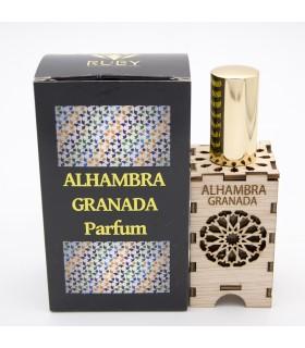 Perfume Alhambra de Granada 50 ml - A walk through its gardens