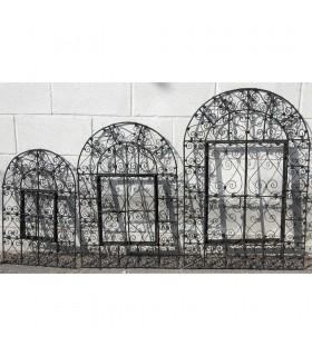 Quadro delle tre dimensioni specchio finestra - forgiatura-