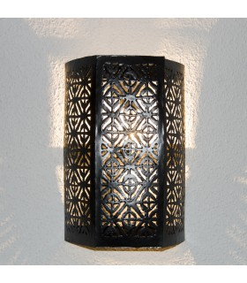 Openwork Iron Wall Lamp - Tamasik Model