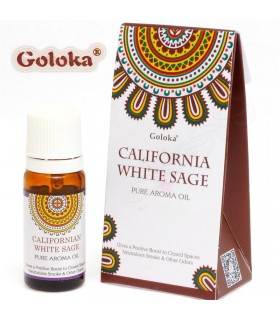 Aceite Esencial - White Sage - Goloka
