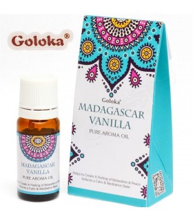Aceite Esencial - Madagascar Vanilla - Goloka