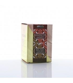 Ambar con Musk - Perfume Sólido - Hemani - 25 gr