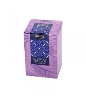 Musk Al Arabia - Perfume Sólido - Hemani - 25 gr