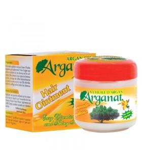Pomata capelli olio di Argan - 100% naturale - 120 ml