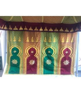 Arabian Decorative Fabric - 180 cm - Decor Tetería Jaima Restaurante