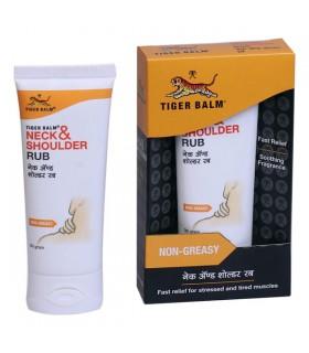 Bálsamo del Tigre Crema - Cuello y Hombros - 50 gr