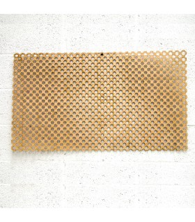 Estrutura de madeira - Modelo Murabba - 99 x 59 cm