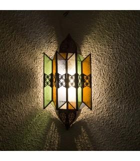 Wall light Kasbah - Multicolor Crystals