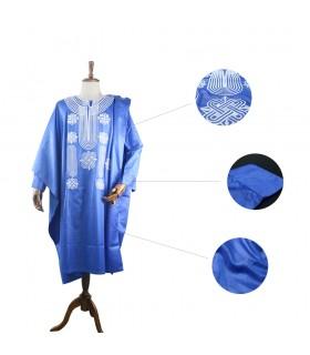 Costume Africain Complet - Modèle Kano - Design Ethnique