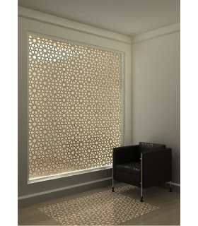 Arabian Mekness Lattice - 240 x 120 cm
