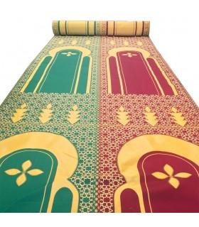 Tela Decorativa Arabe - 210 cm - Modelo Dubai - Decoración Tetería Jaima Restaurante