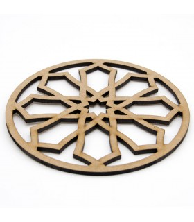 Salvamantel - Posa platos - DM - Corte Láser - Diseño Daura
