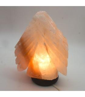 Lámpara Sal Himalaya - Modelo Pino