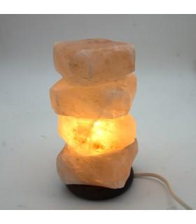 Lampe Bilder - Natural - poliert Torre-Sal Himalaya - Neuheit