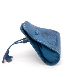 Monedero de cuero - Marroquineria - Modelo Surra