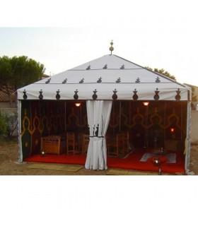 Jaima Arabe 4x2 m - PVC - Ideal Ferias Medievales Mercados