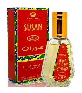 Eau de Parfum  Árabe Susan Spray 50ml - Al Rehab