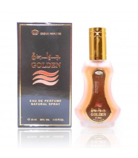 Eau de Parfum  Árabe Golden Spray 35 ml - Al Rehab