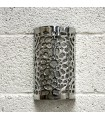 Aplique Árabe Pared - Aluminio Calado - Diseños Geométricos - Modelo Hambra