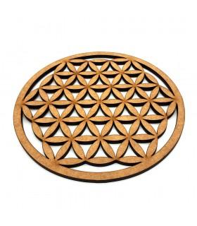 Celosía Árabe -Salvamantel - Posa platos  -Diseño Hayat