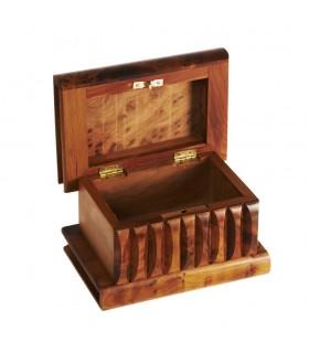 Magische geheime Box - ist der Schlüssel und Schloss - Spiele ich wit