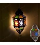 Arandelas de cristal