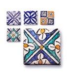 Azulejos Arabes y Andalusíes