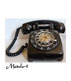 Teléfonos Antiguos Decorativos