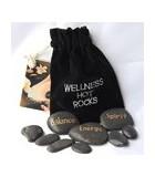 Massage aux pierres