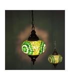 Lámparas Turcas - Cristal Murano