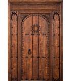 Puertas Moriscas