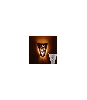 L mparas plafones candiles apliques y faroles del estilo rabe andalus jaima alkauzar - Apliques arabes ...