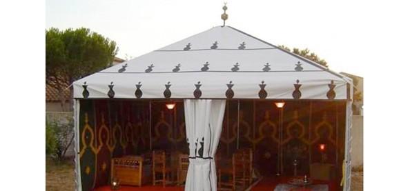 Tendas mauritanas