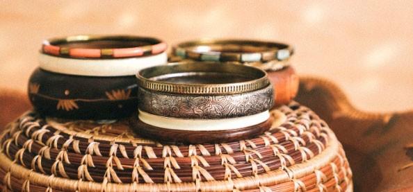 Anillos de plata tuareg y africanos Online Al Mejor Precio